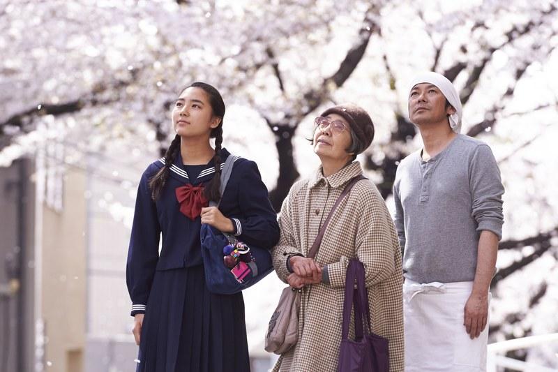 An – Von Kirschblüten und roten Bohnen