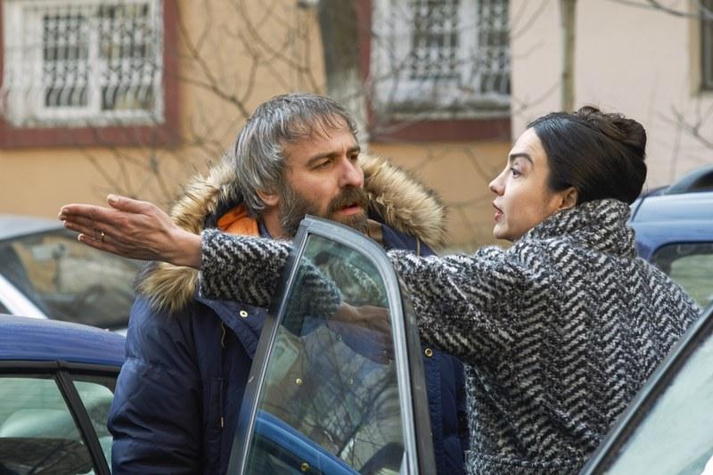 """Mimi Branescu (l.) und Catalina Moga (r.) in """"Sieranevada"""""""