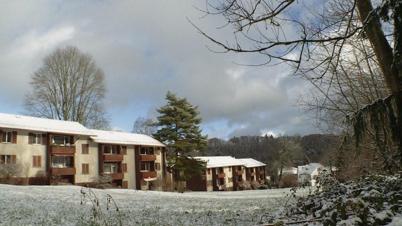 Siedlung Schnee